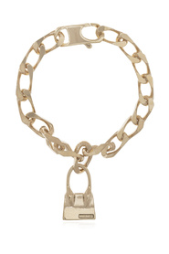 Chiquito brass bracelet