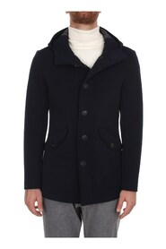 ICY424 T424 NAVY Outerwear