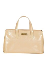 Pre-owned Vernis Wilshire PM Leather