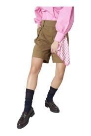 Shorts gamba ampia