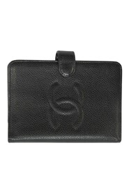 Pre-owned Caviar Leather Notebook Cover