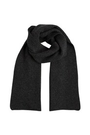 Yuna Cashmere Knitted Scarf
