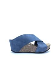 Frances Jeans Sandaler
