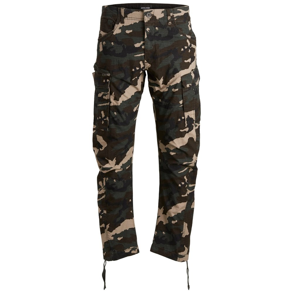 Chinos Anti fit camo