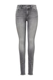 fit Jeans ONLBlush mitten fotled
