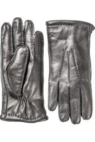 Paardenhandschoenen Heren zwart