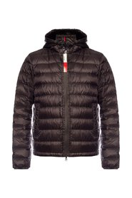 Rook hooded quilted jacket