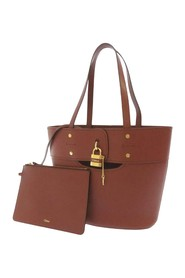 Aby Leather Tote