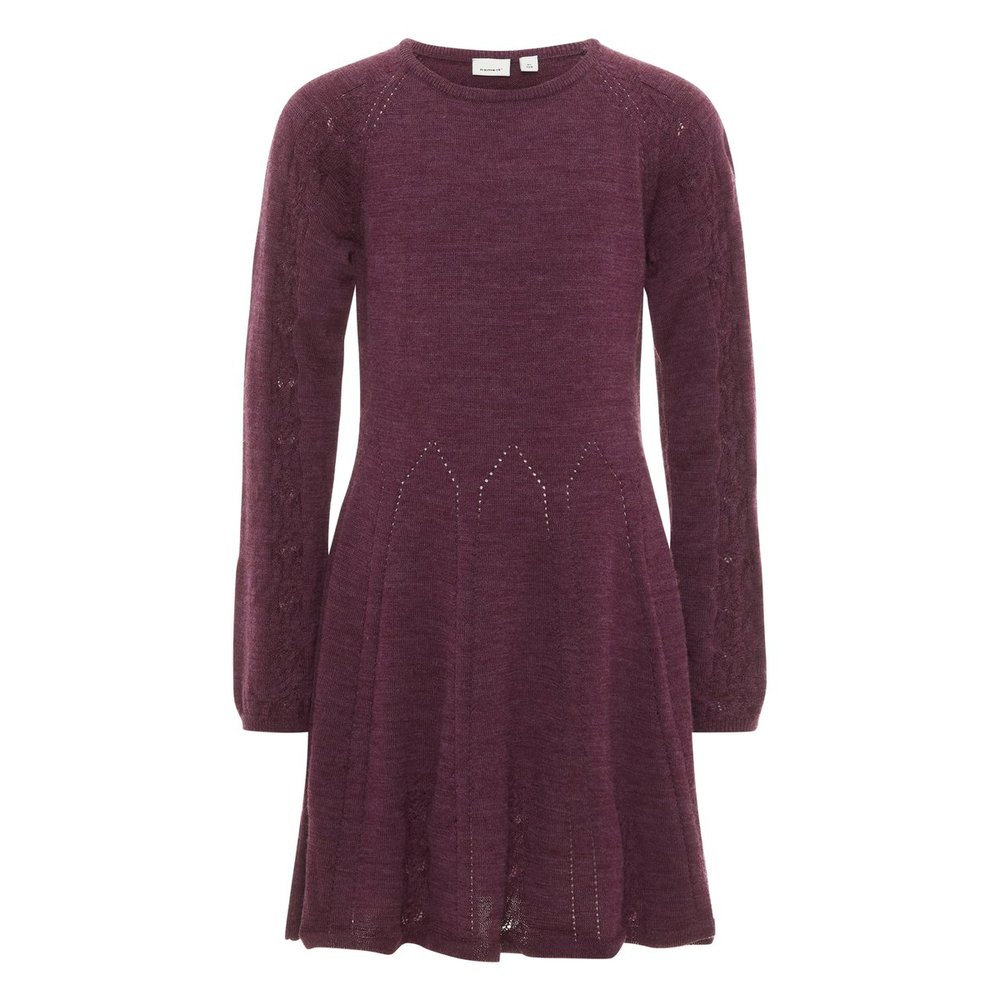 Knitted Dress wool