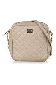 Pre-owned Quilted Leather Crossbody Bag