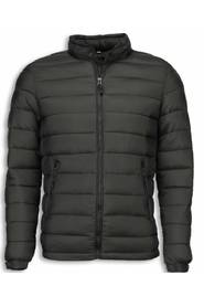 Mænds Vinterjakke Short-Down Jacket