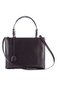 Shiny Leather Malice Tote Bag