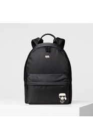 Karl lagerfeld ikonik nylon backpack