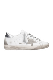 Superstar Sneakers in leather