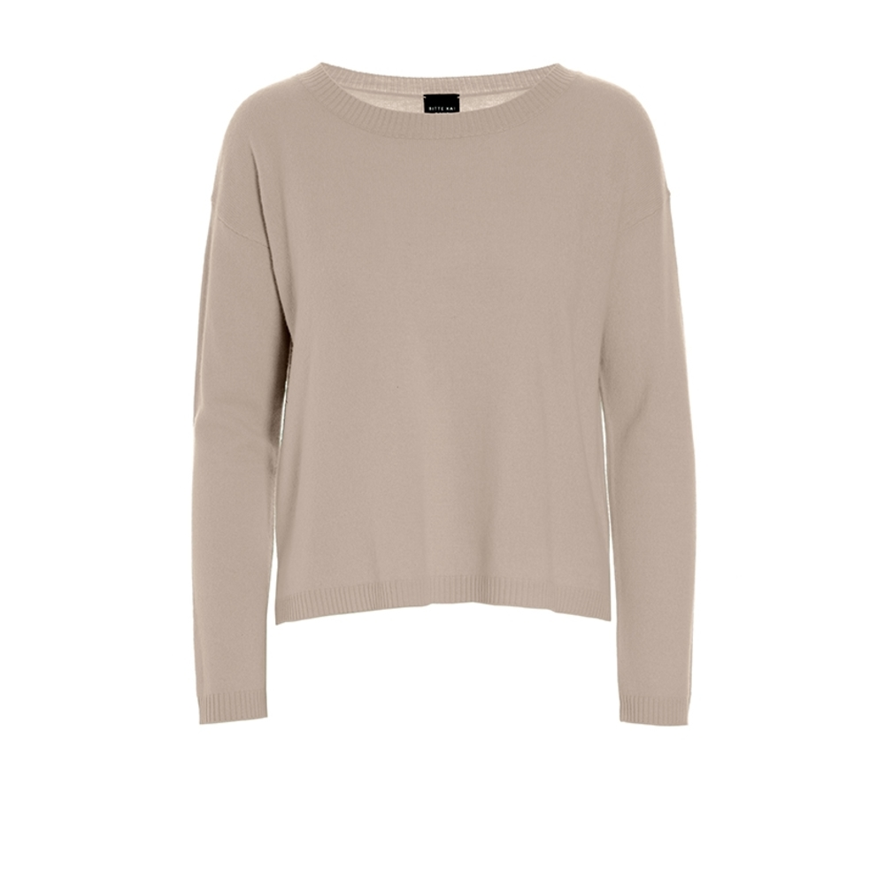 ADMIRAL CASHMERE BLOUSE