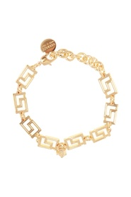 Greek key pattern bracelet