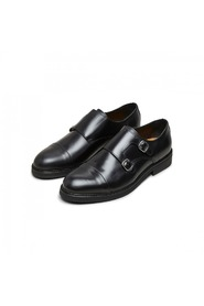 Filip Leather Monk Shoe Selected