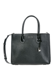 women's leather handbag shopping bag purse mercer