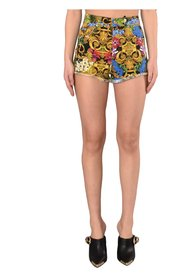 HIGH WAIST JUNGLE SHORTS