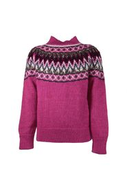 Knit jumper with sequins