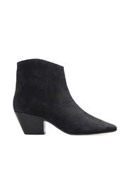 Dacken heeled ankle boots