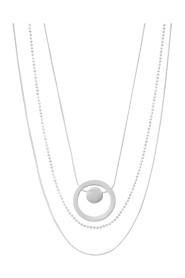 Necklace Vanity Circle Dot