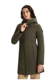 Firth Parka in Soft Shell