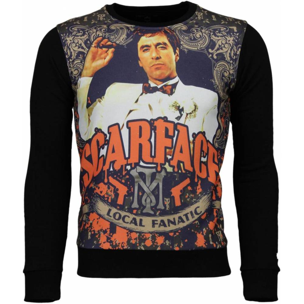 Scarface The Boss Sweater