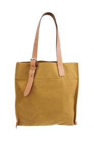 Etrivière Shopping Bag In Cowhide Leather -Pre Owned Condition Good