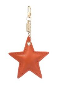SIGN CHARM STAR GRAIN W/GOLD