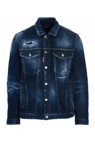 Ripped Over Denim Jacket