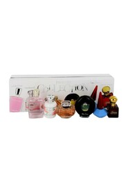 Miracle Gift Set Premiere Collection Set Includes Miracle, Anais Anais, Tresor, Paloma Picasso, Lou Lou and Lauren all are travel size minis