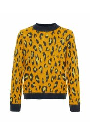 Pullover leopard