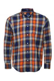 Windblown flanellen overhemd