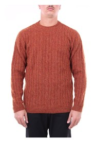 Crewneck  Men Rust
