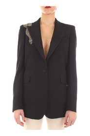 John RICHMOND RWP20063GC Blazer Woman Nero
