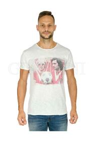 ELTON JOHN & GEORGE BEST T-SHIRT