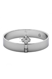 Key Lock Armbånd poleret stål