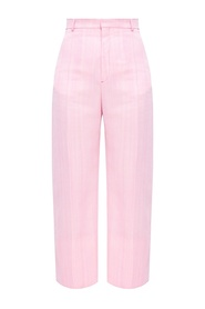 Le Pantalon Santon pleat-front trousers