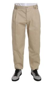 Cotton Stretch Casual Trouser Pants