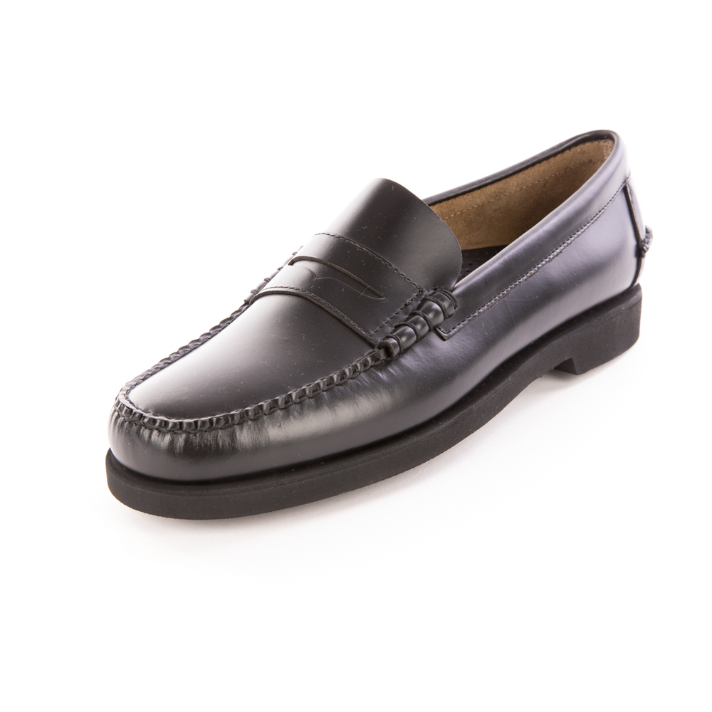Brown loafers | Sebago | Loafers | Men's shoes