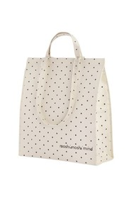 dotted cooler bag