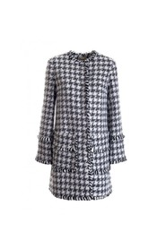 Coat With Pattern F120W08005W00401