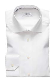 Diamond Weave Twill Shirt Skjorte
