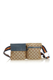 GG Jacquard Belt Bag
