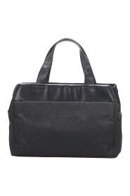 Pre-owned Tessuto Handbag Fabric Nylon