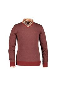 State of Art pullover v-hals rood 29852-4949