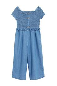 Denim jumpsuit medium