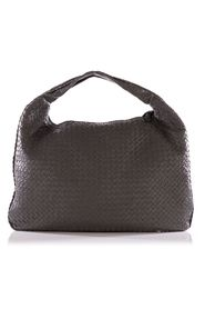 Nappa Intrecciato Leather Large Hobo