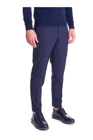 TROUSERS IN COOL CAPITAL WOOL